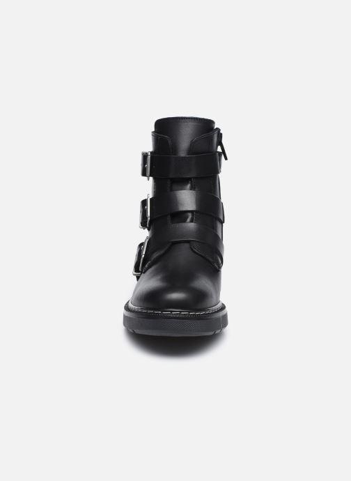 Boots en enkellaarsjes Bullboxer AOL520E6L Zwart model