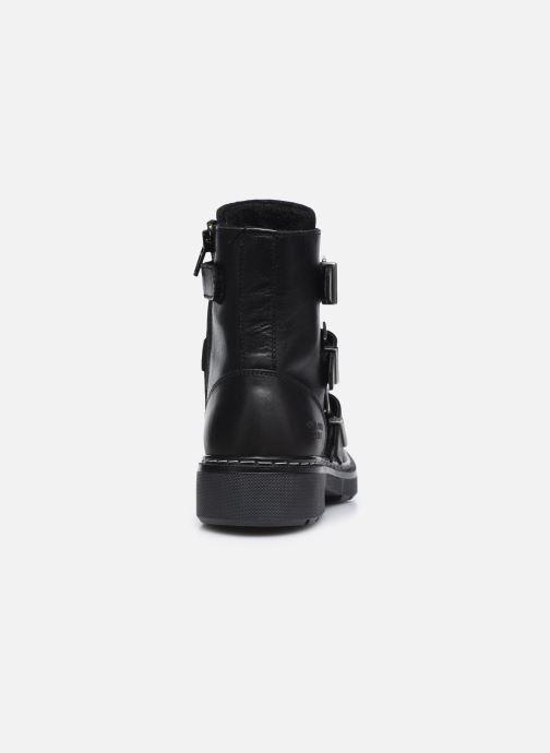 Boots en enkellaarsjes Bullboxer AOL520E6L Zwart rechts