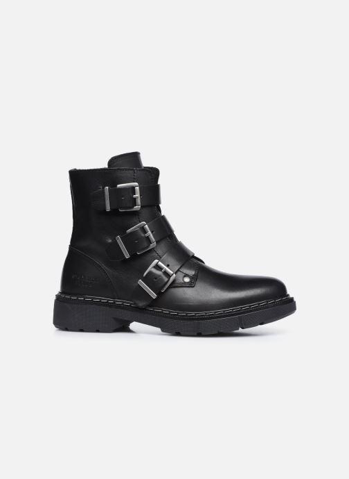 Boots en enkellaarsjes Bullboxer AOL520E6L Zwart achterkant