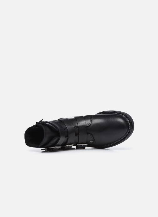 Boots en enkellaarsjes Bullboxer AOL520E6L Zwart links