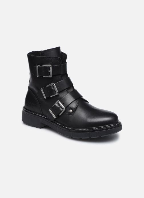 Boots en enkellaarsjes Bullboxer AOL520E6L Zwart detail