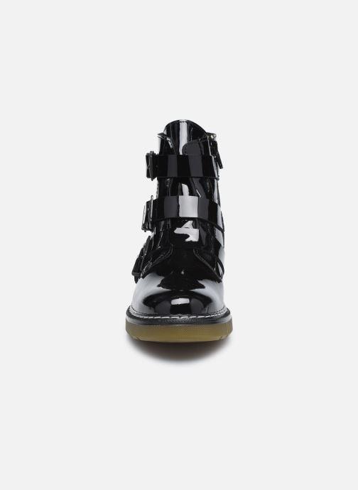 Bottines et boots Bullboxer AOL520E6L Noir vue portées chaussures