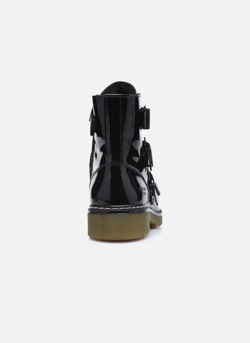 Bottines et boots Bullboxer AOL520E6L Noir vue droite