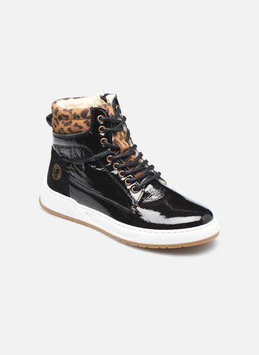 Sneaker Bullboxer AOF503E6L schwarz detaillierte ansicht/modell