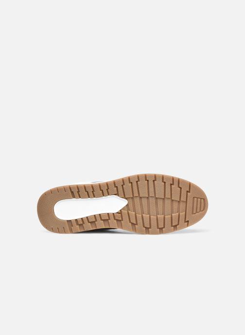 Sneaker Bullboxer AOF503E6L gold/bronze ansicht von oben