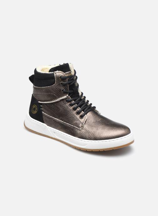 Sneaker Bullboxer AOF503E6L gold/bronze detaillierte ansicht/modell