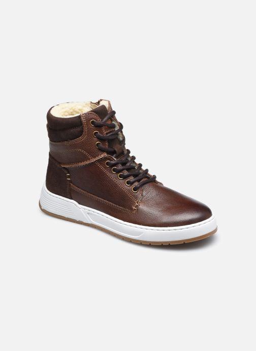 Sneaker Bullboxer AOF503E6L braun detaillierte ansicht/modell