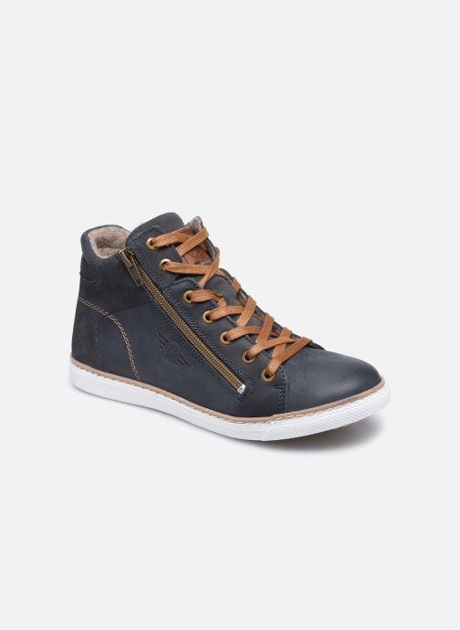 Sneaker Bullboxer AGM526E6L blau detaillierte ansicht/modell