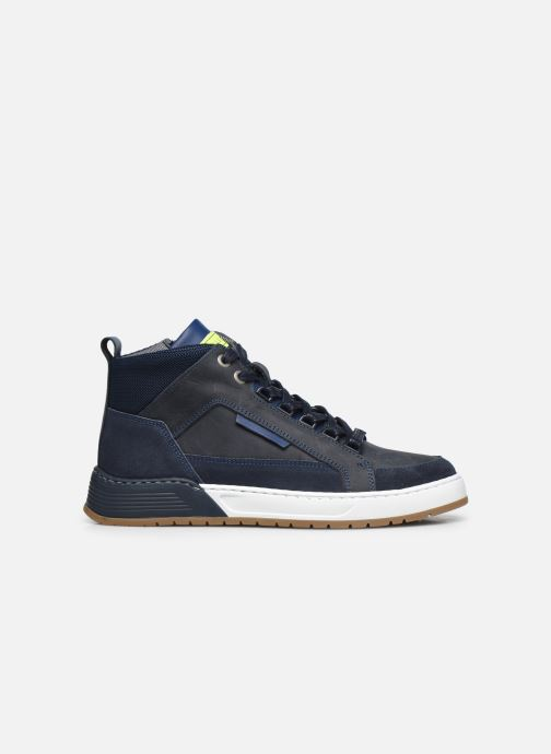 Sneaker Bullboxer AOF500E6L blau ansicht von hinten