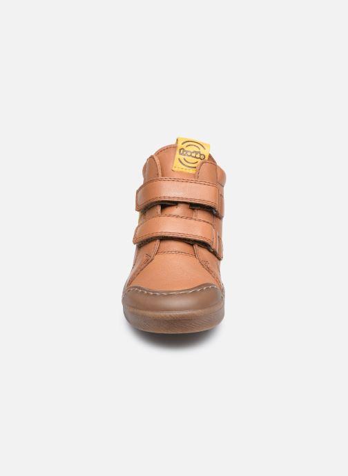 Baskets Froddo G2110081 Marron vue portées chaussures