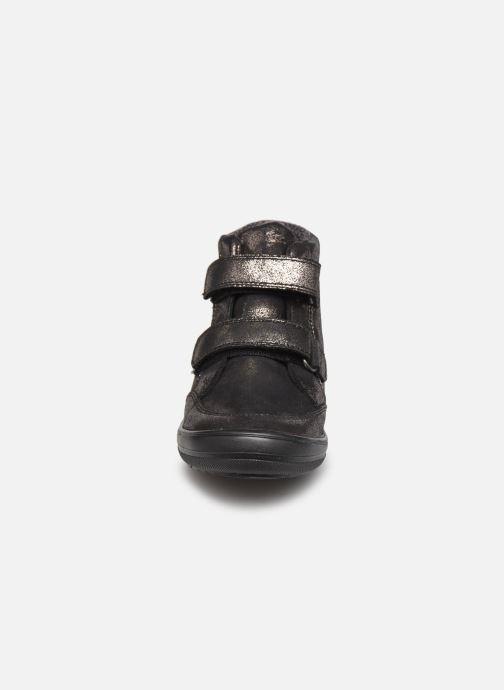 Baskets Froddo G3110159 Or et bronze vue portées chaussures