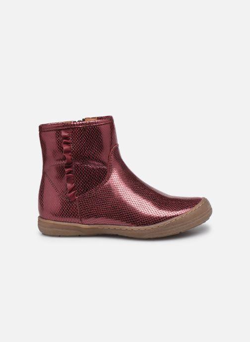 Bottines et boots Froddo G3160125 Bordeaux vue derrière