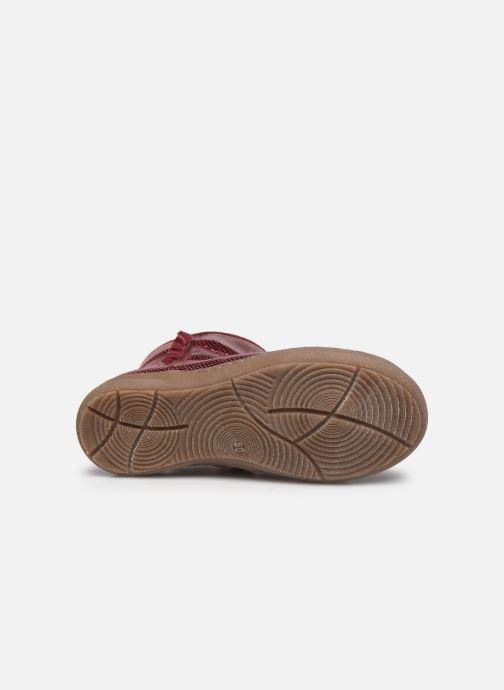 Stiefeletten & Boots Froddo G3160125 weinrot ansicht von oben