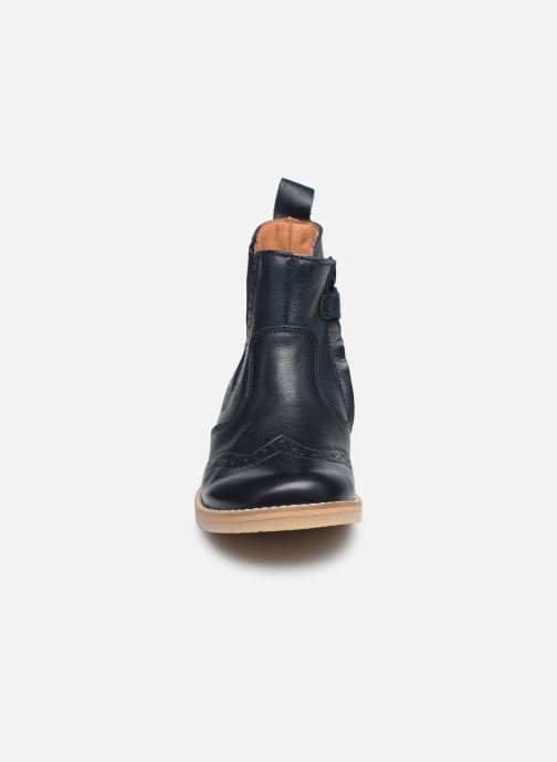 Stiefeletten & Boots Froddo G3160119 blau schuhe getragen