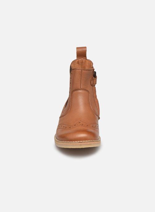Stiefeletten & Boots Froddo G3160119 braun schuhe getragen