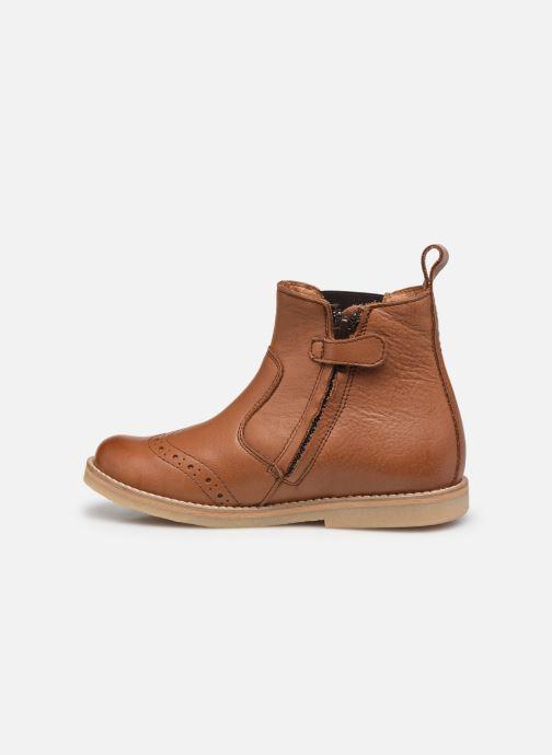 Stiefeletten & Boots Froddo G3160119 braun ansicht von vorne