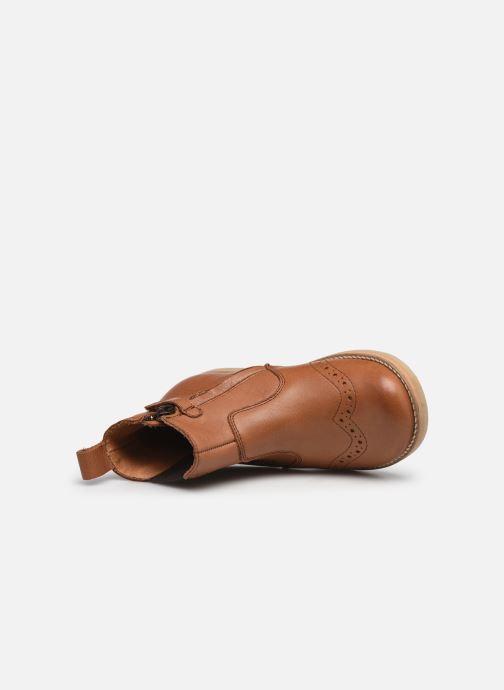 Stiefeletten & Boots Froddo G3160119 braun ansicht von links