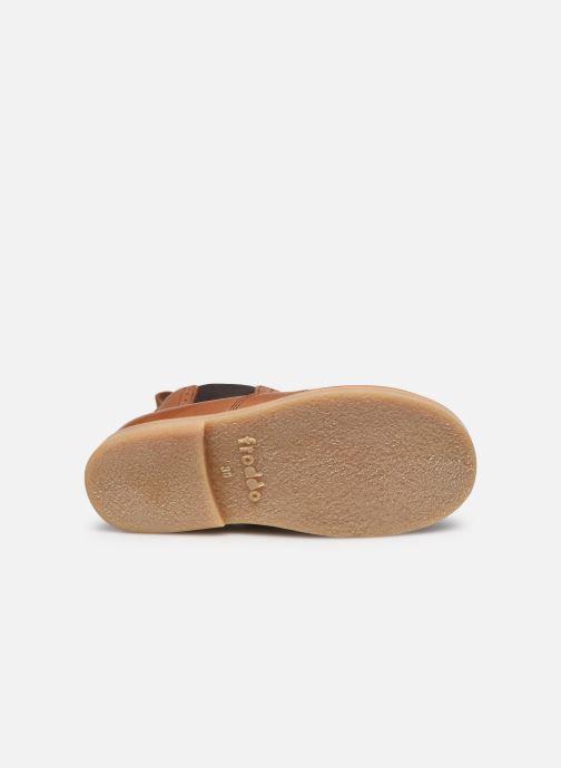 Stiefeletten & Boots Froddo G3160119 braun ansicht von oben