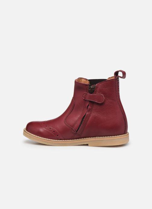 Stiefeletten & Boots Froddo G3160119 weinrot ansicht von vorne