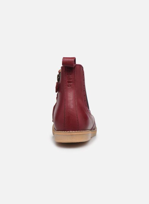 Stiefeletten & Boots Froddo G3160119 weinrot ansicht von rechts