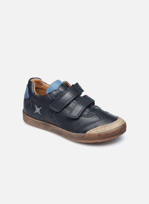 Baskets Froddo G3130150 Bleu vue détail/paire