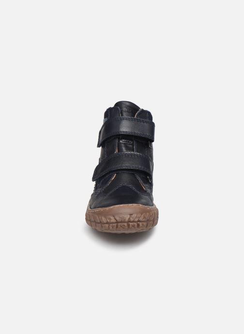 Sneaker Froddo G3110152 blau schuhe getragen