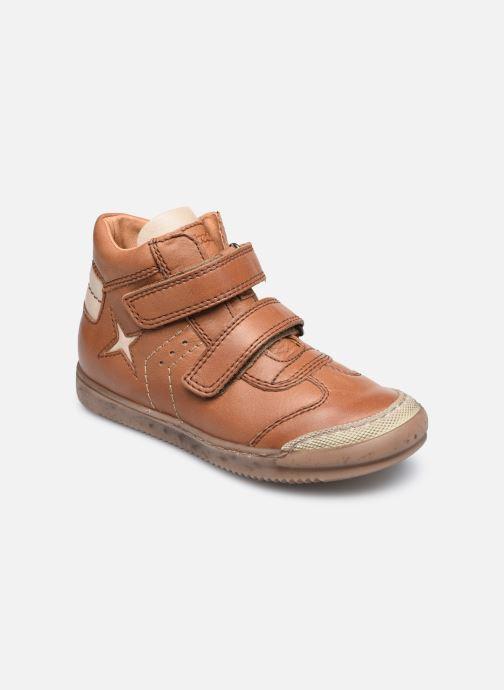 Sneaker Froddo G3110151 braun detaillierte ansicht/modell