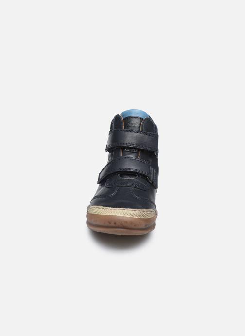 Sneaker Froddo G3110151 blau schuhe getragen
