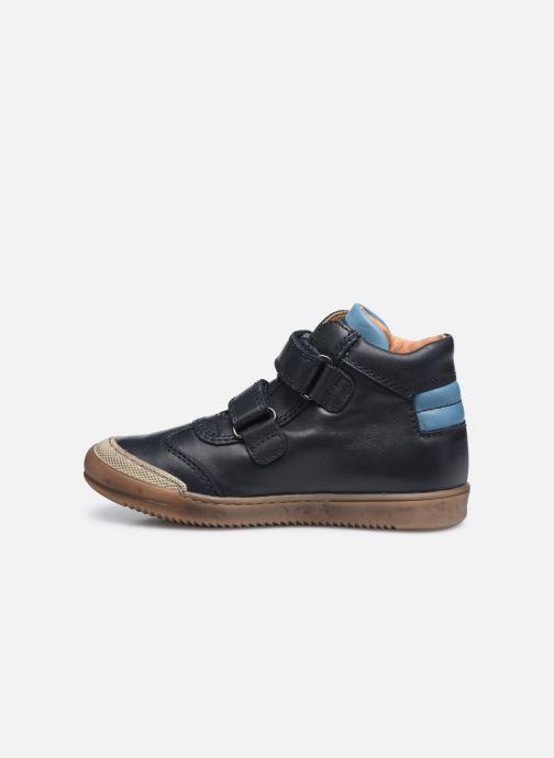 Sneaker Froddo G3110151 blau ansicht von vorne