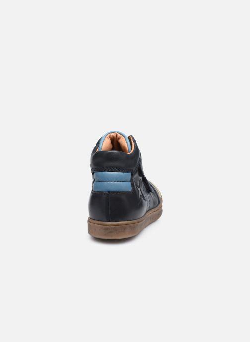 Sneaker Froddo G3110151 blau ansicht von rechts