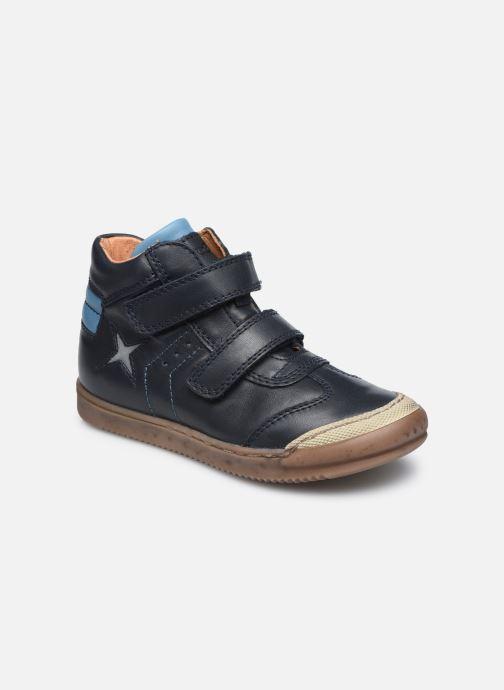Sneaker Froddo G3110151 blau detaillierte ansicht/modell