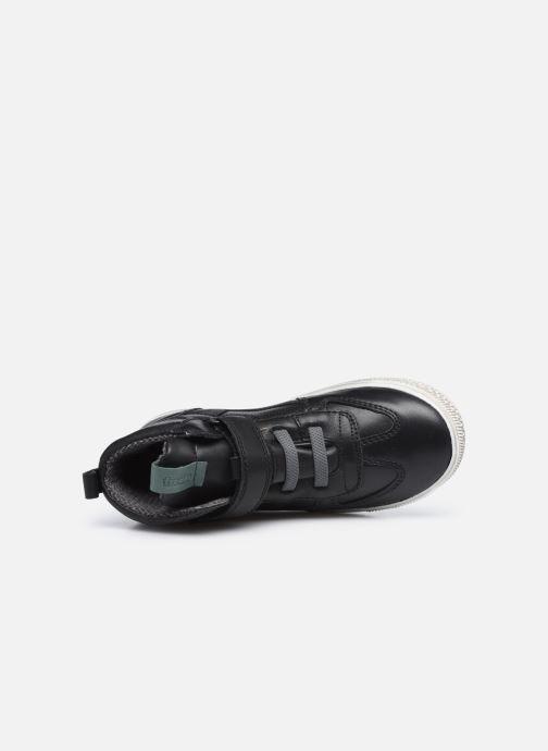 Sneaker Froddo G3110150 schwarz ansicht von links