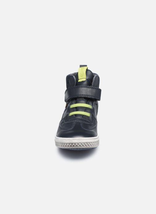 Sneaker Froddo G3110150 blau schuhe getragen