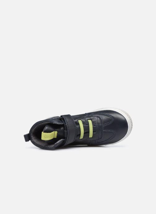 Sneaker Froddo G3110150 blau ansicht von links