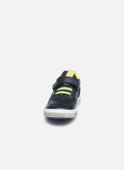 Sneaker Froddo G3130153 blau schuhe getragen