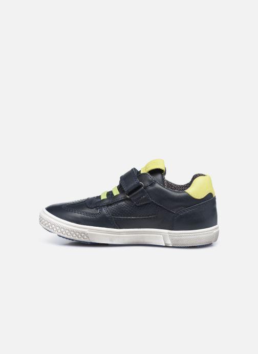 Sneaker Froddo G3130153 blau ansicht von vorne