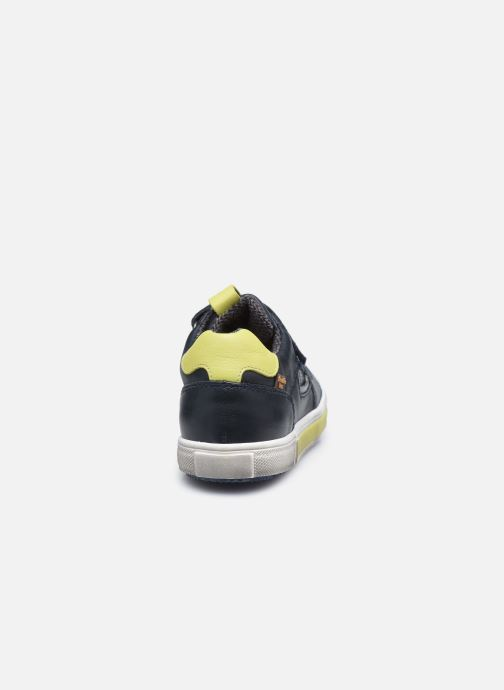 Sneaker Froddo G3130153 blau ansicht von rechts