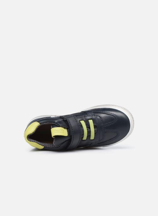 Sneaker Froddo G3130153 blau ansicht von links
