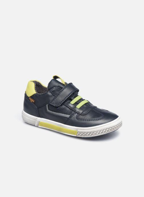 Sneaker Froddo G3130153 blau detaillierte ansicht/modell