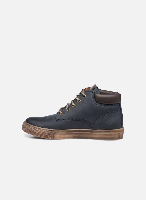 Stiefeletten & Boots Froddo G4110044 blau ansicht von vorne