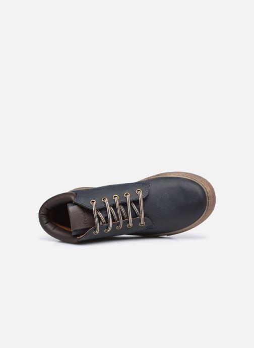 Stiefeletten & Boots Froddo G4110044 blau ansicht von links