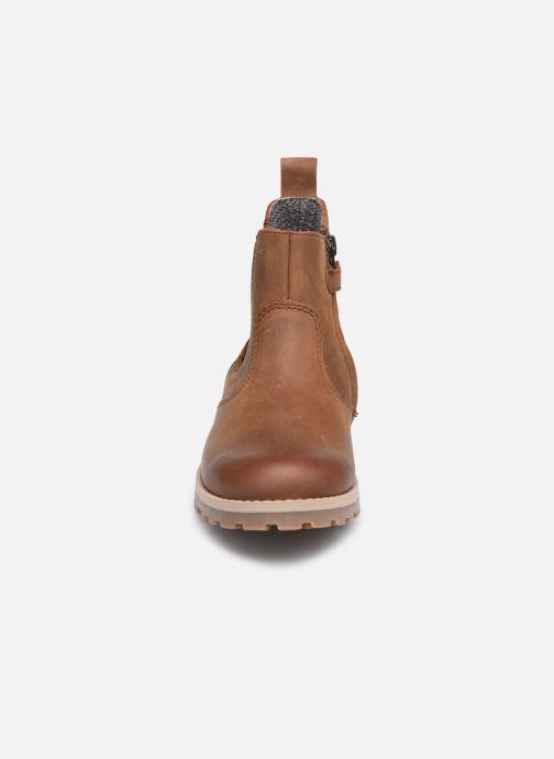 Stiefeletten & Boots Froddo G3160131 braun schuhe getragen