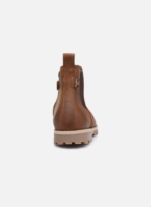 Stiefeletten & Boots Froddo G3160131 braun ansicht von rechts