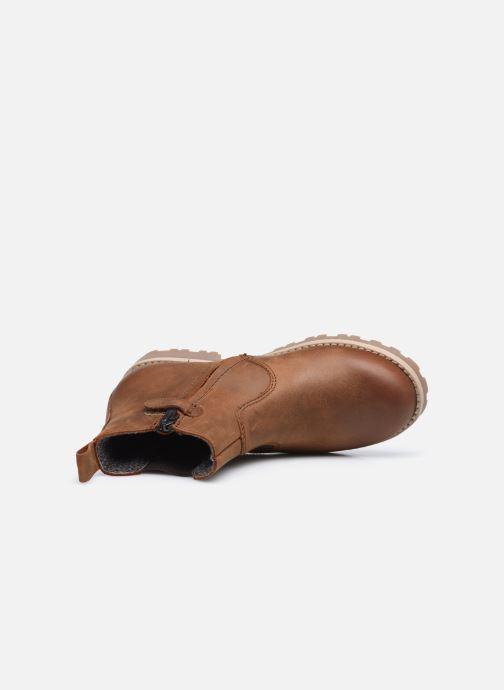 Stiefeletten & Boots Froddo G3160131 braun ansicht von links