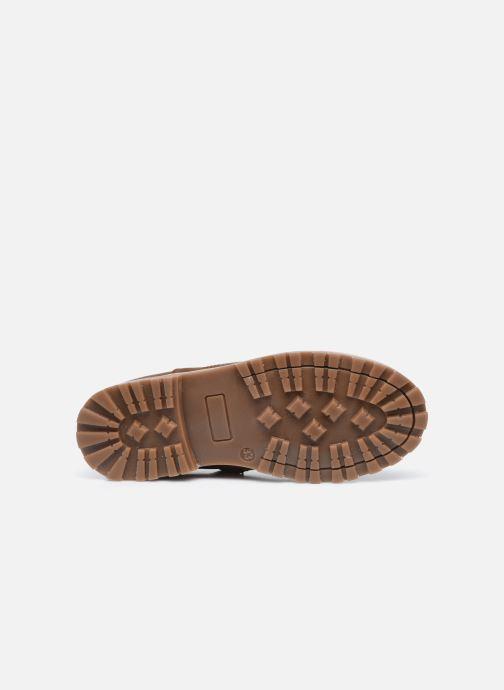 Stiefeletten & Boots Froddo G3160131 braun ansicht von oben