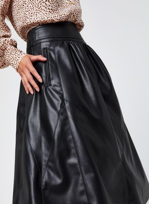 Vêtements School Rag Jayde Noir vue face
