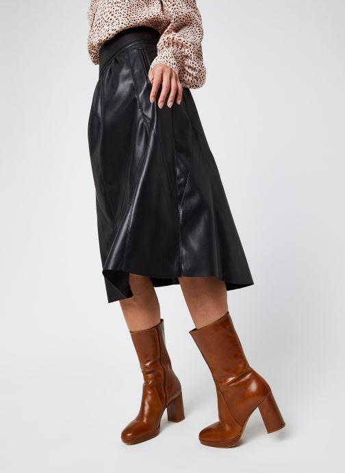 Vêtements School Rag Jayde Noir vue détail/paire