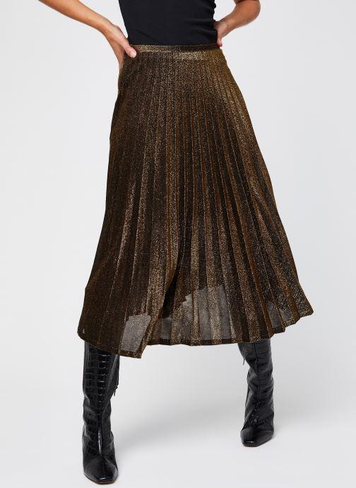 Vêtements School Rag Juliette Or et bronze vue détail/paire