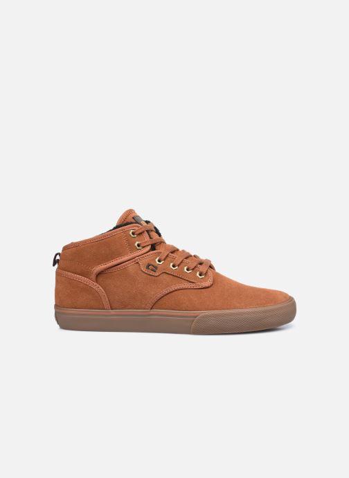 Sneakers Globe Motley mid Fur C Marrone immagine posteriore