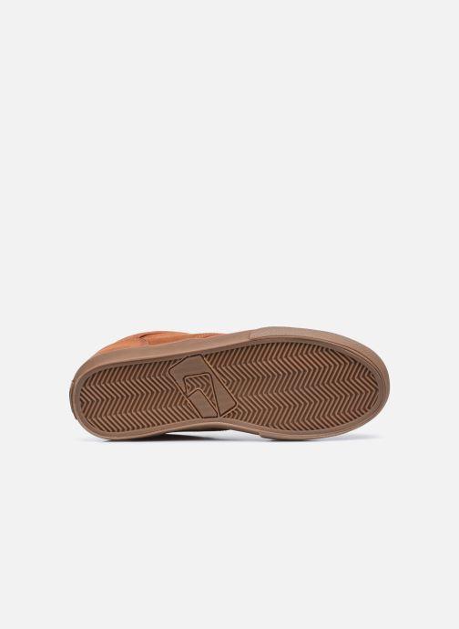 Sneakers Globe Motley mid Fur C Marrone immagine dall'alto